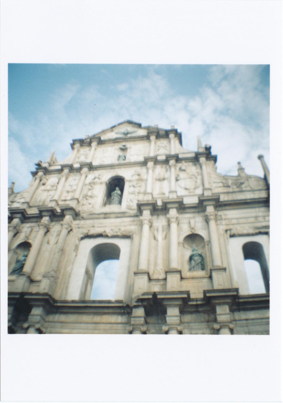 聖ポール天主堂跡01