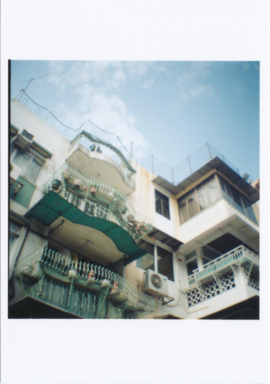 マカオのアパート