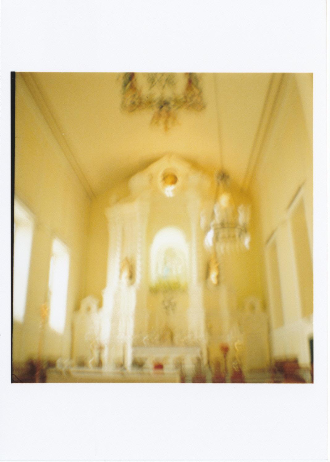 聖ドミニコ協会内観