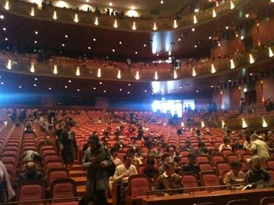 琵琶湖大ホール