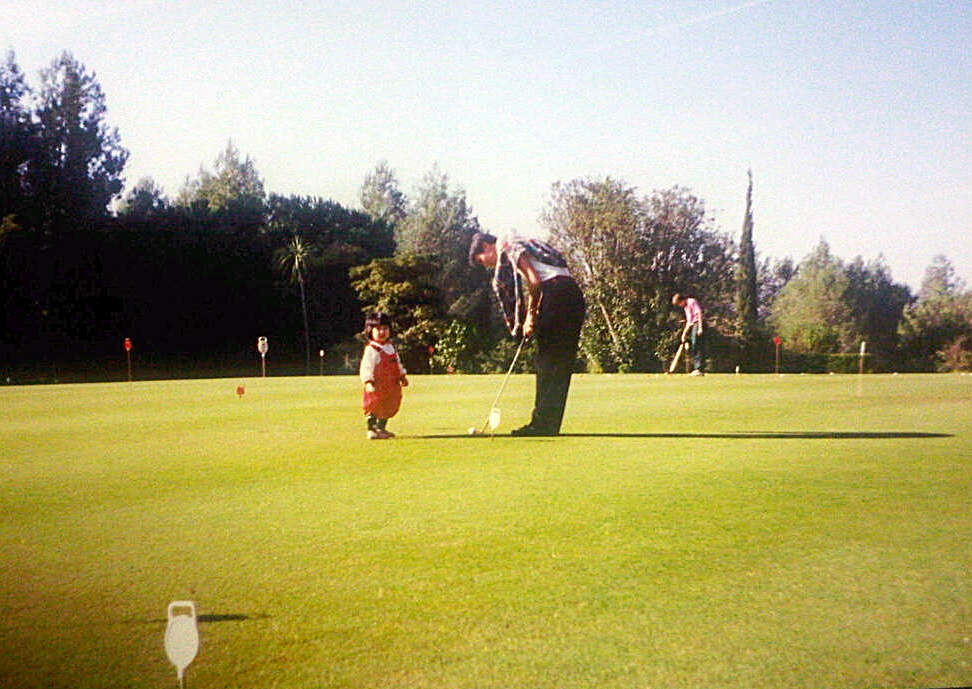 GWのゴルフ