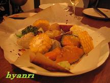 送別会 6 焼き野菜