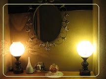 トイレの照明 2