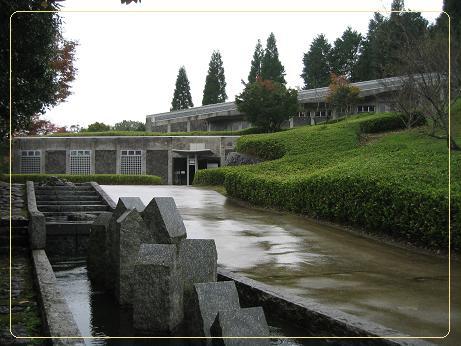 朝倉文夫記念館 登り口