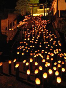 竹楽 西の宮神社