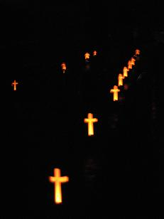 キリシタン洞窟礼拝堂跡