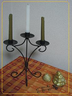 2011 Xmasdeco candle