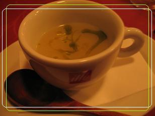 光輪農園カブのスープ