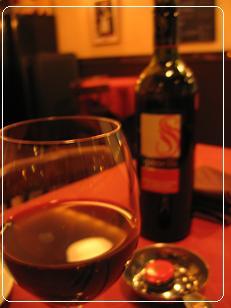 赤wine