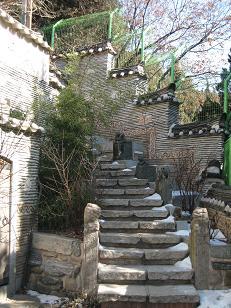 北村 7 北村東洋文化博物館. 階段