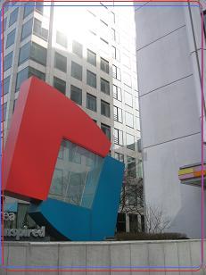 韓国観光公社 モニュメント