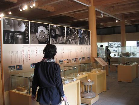 小鹿田焼陶芸館 2