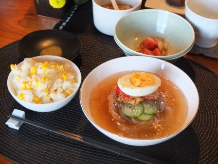 naka先生の我が家の韓国料理 031