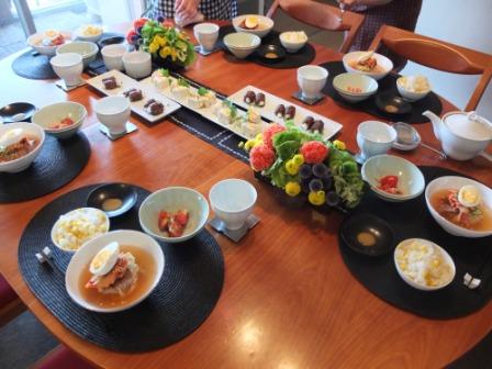 naka先生の我が家の韓国料理 027
