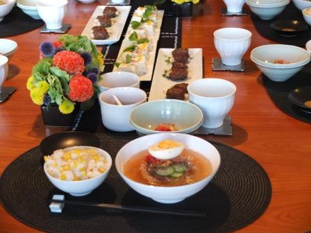 naka先生の我が家の韓国料理 034