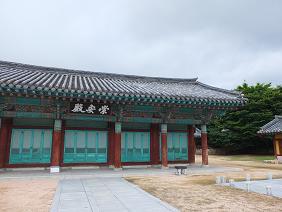 首露王陵 崇安殿