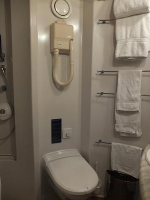 costa トイレ