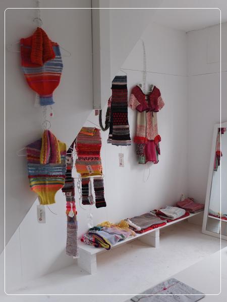 竹下洋子さんの展示室 1F