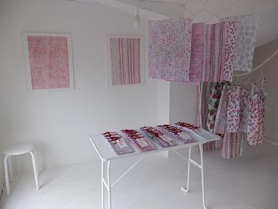 竹下洋子さんの展示室 2F