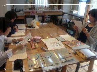10-10 色教室 1