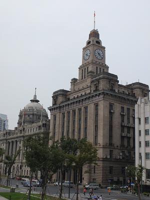 外難 旧江海関大楼 (上海海関大楼)