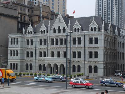 外難 旧中国通商銀行 (外灘6号)