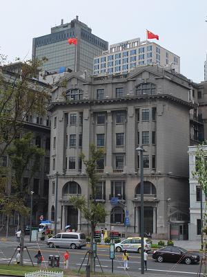 外難 旧日清汽船上海支店 (外灘5号)