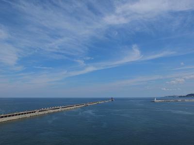 9-4 済州島の港より 2