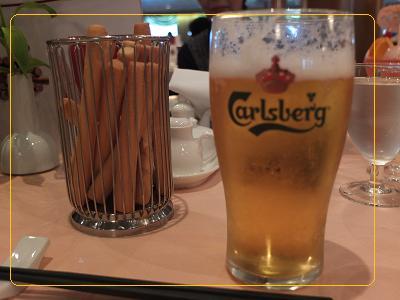 9-4ディナー ビール