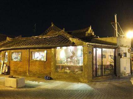 10-23 全州韓屋村 カフェ