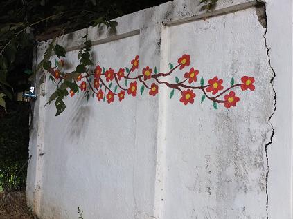 10-23 全州韓屋村 壁