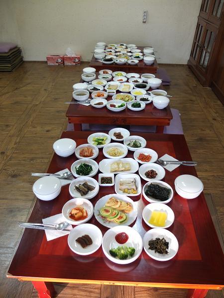 10-24 全州 学忍堂 朝食 1
