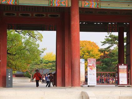 10-25 昌徳宮