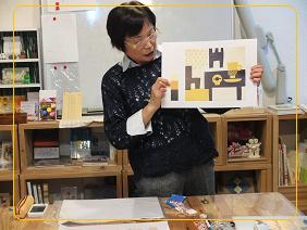 11-14 色教室発表1