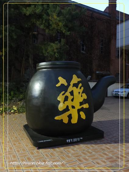 11-09大邸 薬令市韓医薬博物館4