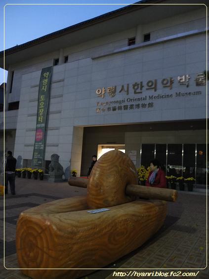 11-09大邸 薬令市韓医薬博物館7