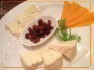 ワインとチーズ 7