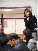 11-09 挨拶 maruyama