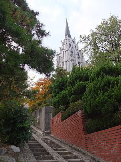 11-10 青夢丘の階段