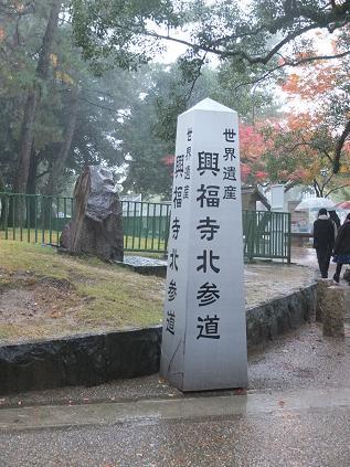 11-17 興福寺北参道