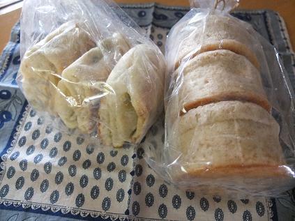 パン朝食3