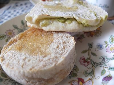 パン朝食2
