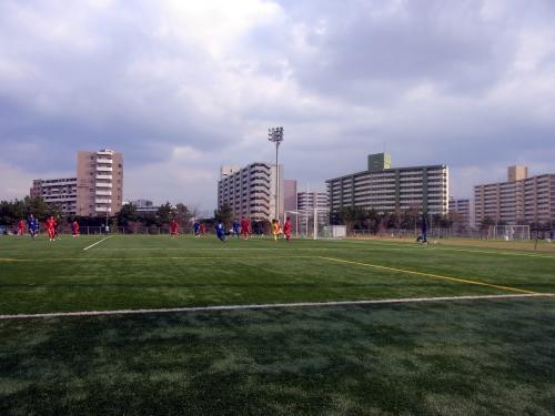 東福岡戦8