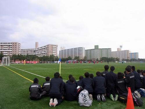 東福岡戦1