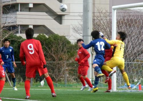 東福岡戦12
