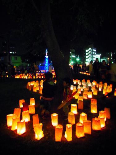 1013灯明祭り3