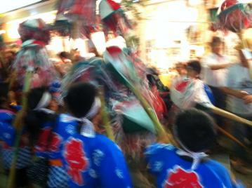 20120908野沢温泉祭厄払い
