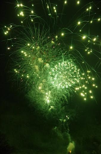 20120804北竜湖花火緑