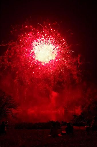 20120804北竜湖花火赤