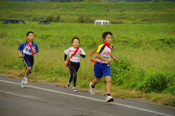 20121007nobu飯山市駅伝大会2